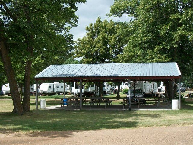 Polk County Park Shelter