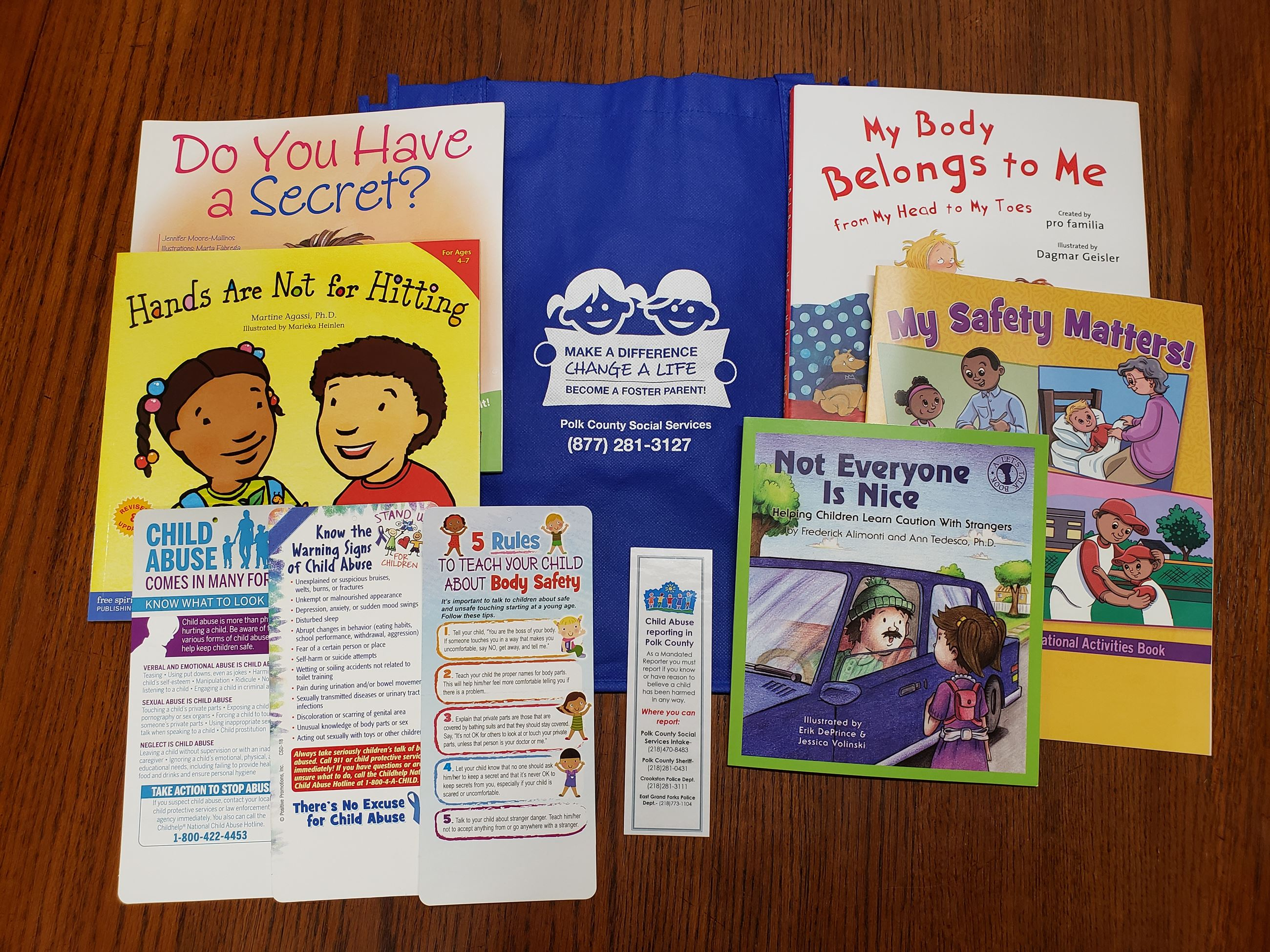 Daycare Child Abuse Resources