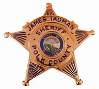 Sheriff's Office Shield